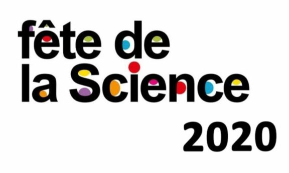 Logo Fête de la Science 2020