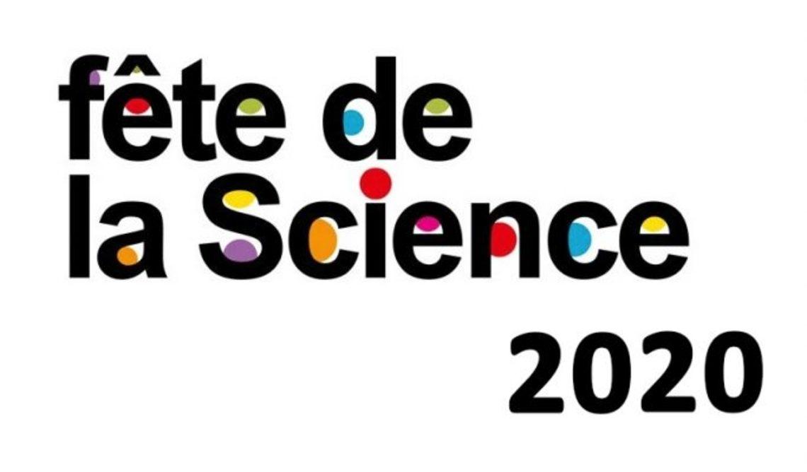 Logo Fête de la Science 2020